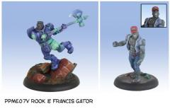 Expansion Pack - Rook & Francis Gator