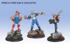 Expansion Pack - Dead Eye & Vigilantes