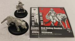 Red Riding Hoodoo w/Zombie Wolf #1