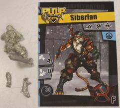 Siberian (Kickstarter Exclusive) #1
