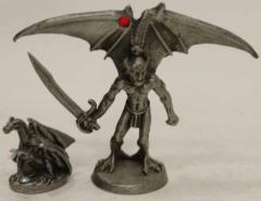Ral Partha Demon & Baby Dragon