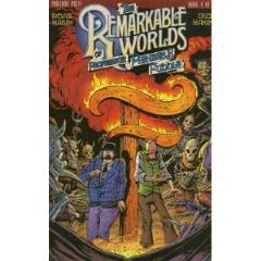 Remarkable Worlds of Professor Phineas B. Fuddle, The #4