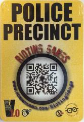Police Precinct - Rioting Gangs