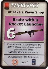 Police Precinct - Rocket Launcher Promo