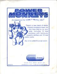 Ebola Monkey Hunt - Power Monkeys Expansion