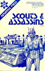 Scouts & Assassins (2nd Edition, White Cover)