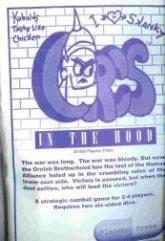 Orcs in the Hood