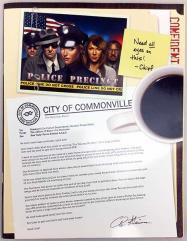Police Precinct - The Kit