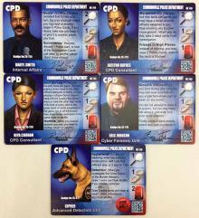Police Precinct - Uplift New Characters
