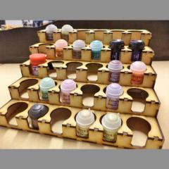 Citadel/Timiya Paint Rack (30)