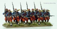 Zouaves 1861-1865
