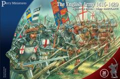 English Army, The - 1415-1429