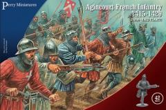 French Infantry 1415-1429