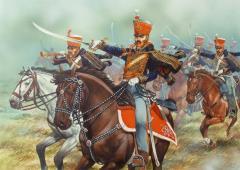 British Napoleonic Hussars 1808-1815