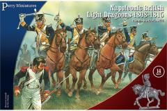 British Napoleonic Light Dragoons 1808-1815