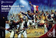 French Napoleonic Line Infantry 1812-1815