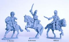 French Heavy Cavalry Generals