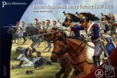 French Napoleonic Heavy Calvalry 1812-1815
