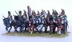 French Napoleonic Dragoons 1812-1815