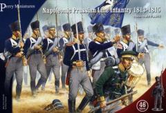 Prussian Infantry 1813-1815