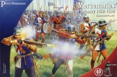 European Infantry 1450-1500