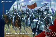 Mounted Men at Arms 1450-1500