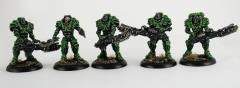 Heavy Infantry (2nd Printing)