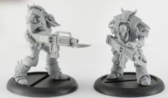 Praetorian Stalkers - Ranged