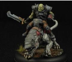 Necrobeast Rider