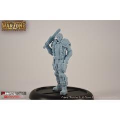Andrew Drougan - Imperial Doomtrooper (2nd Printing)