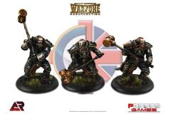Imperial Warhounds Set