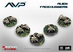 Alien Facehuggers