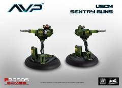 USCM Sentry Guns