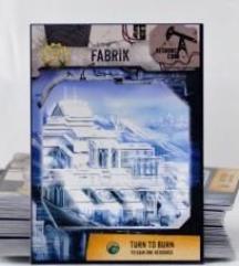 Resource Cards - Bauhaus
