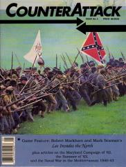 "#2 ""The Maryland Campaign of 1862, Lee's Second Invasion - Summer 1863, Naval Warfare in the Mediterranean 1940-1943"""