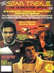 Star Trek III - The Search for Spock - Official Movie Magazine