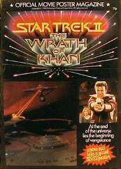 Star Trek II - The Wrath of Khan - Official Movie Magazine