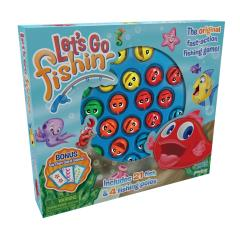 Let's Go Fishin' w/Go Fish Card Game