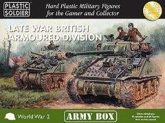 Late War Armored Division