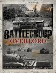 Battlegroup Overlord w/Mini Rulebook