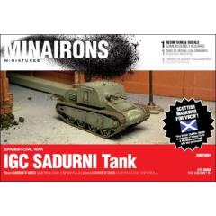 IGC Sadurni Tank