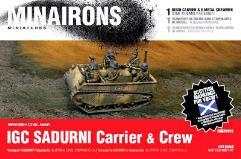 IGC Sadurni Carrier & Crew