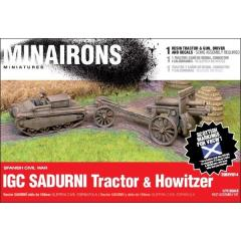 IGC Sadurni Tractor & Howitzer