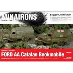 Ford AA Catalan Bookmobile