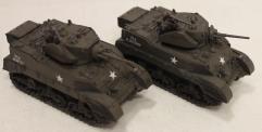 M5A1 Stuart 2-Pack