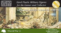 Late War British Infantry