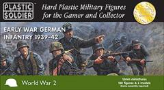 Early War German Infantry 1939-42