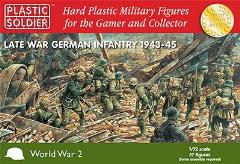 Late War German Infantry