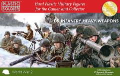 US Infantry Heavy Weapons 1944-45