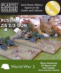 Zis 2/3 Gun